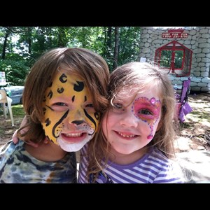 Chattanooga Face Painter | Kozmik Kitten Face & Body Paint