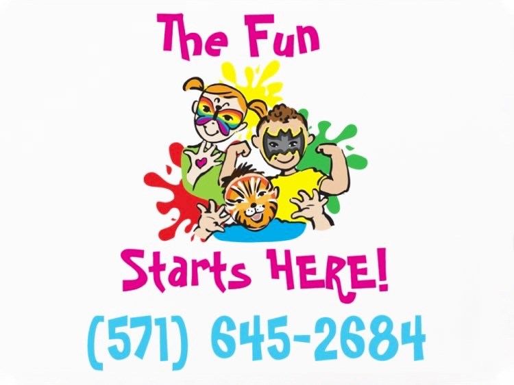 The Fun Starts HERE! - Face Painter - Fairfax, VA