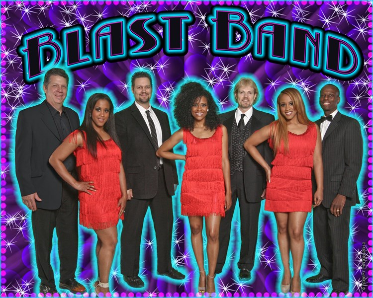 Award-Winning Blast Band® #1 In Fun And Value! - Cover Band - Duluth, GA
