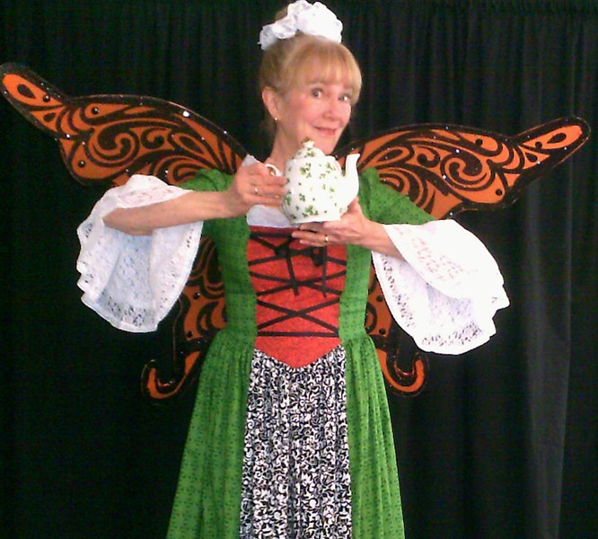 The Fairy Grandmother Magic Show - Magician - Newburyport, MA
