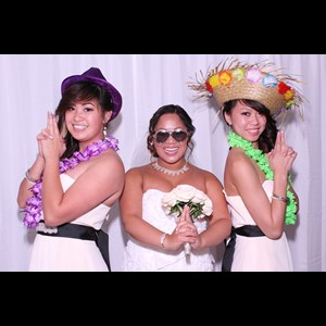 Aurora Photo Booth | Perfect Portrait Events