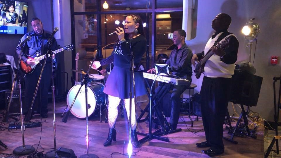 Euphoria Band - Smooth Jazz Band - Baltimore, MD