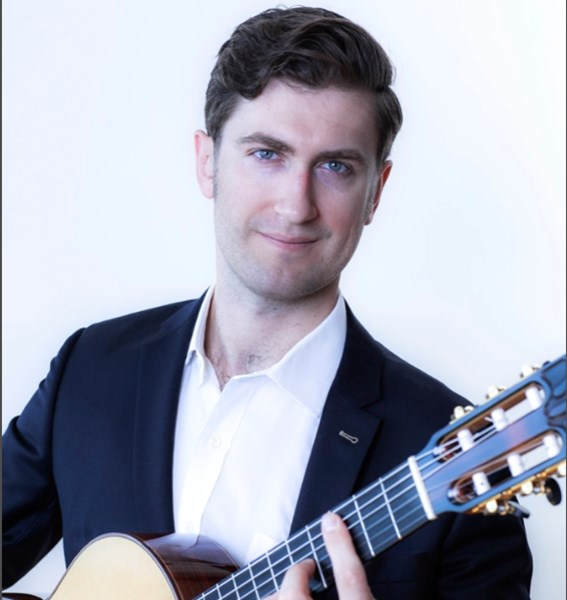 Nathan Jasensky - Classical Acoustic Guitarist - Brooklyn, NY