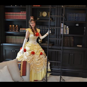 Provo Princess Party | Tale as Old as Time Celebrations, LLC