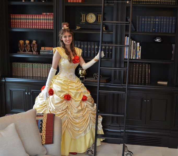 Tale as Old as Time Celebrations, LLC - Princess Party - Orem, UT