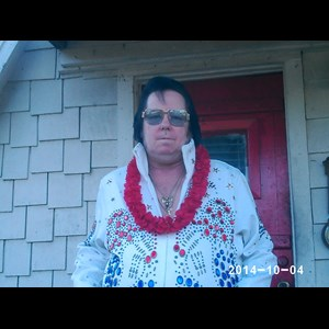 Goldenrod Elvis Impersonator | Asa landry and the Dixi Darlin's