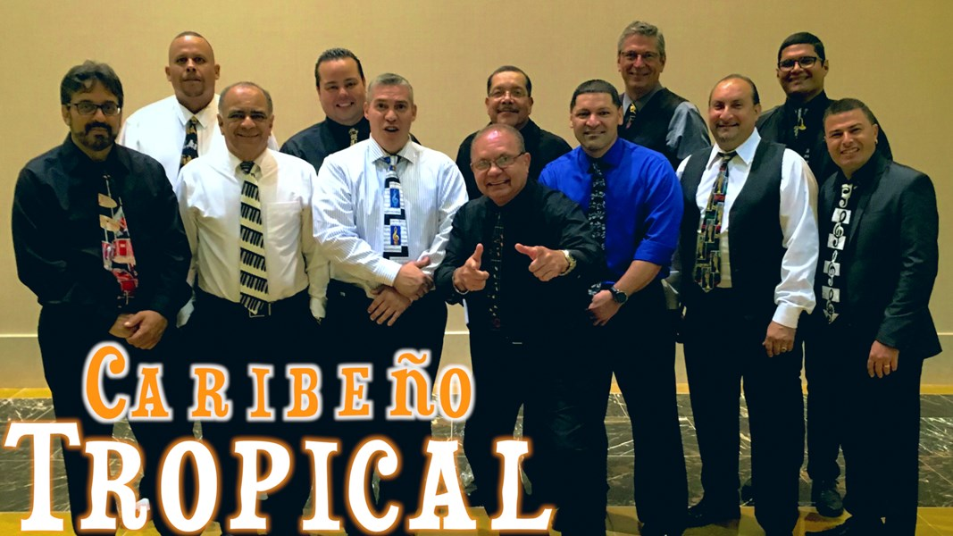 CARIBEÑO TROPICAL - Latin Band - Tampa, FL