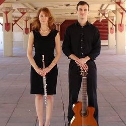 Youngtown Acoustic Duo | SoSco Flute & Guitar Duo