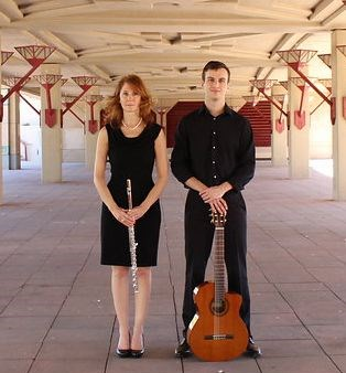 SoSco Flute & Guitar Duo - Acoustic Duo - Scottsdale, AZ