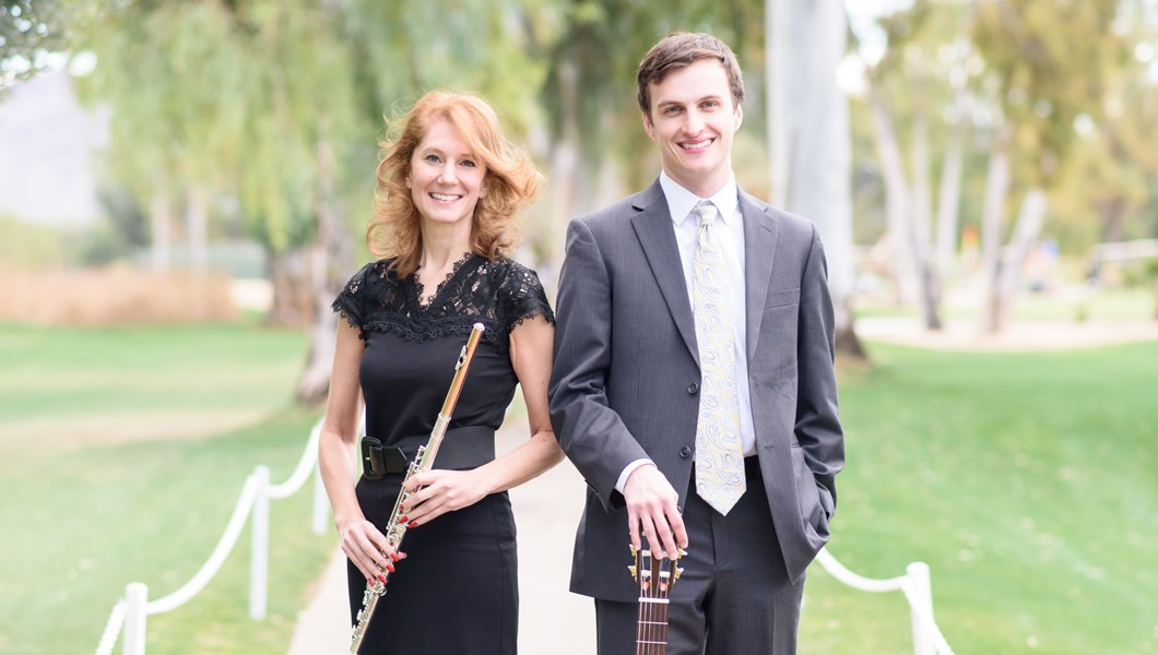 SoSco Flute & Guitar Duo - Classical Duo - Scottsdale, AZ