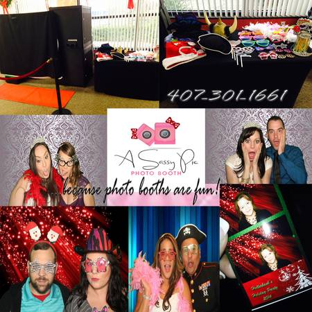 A Sassy Pic Photo Booth Photo Booth Rental Kissimmee Fl