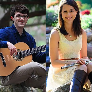 Millington Chamber Music Duo | Alex Burke