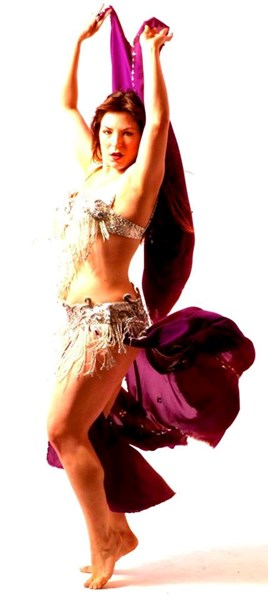 Haley~Nicole - Belly Dancer - Pasadena, CA