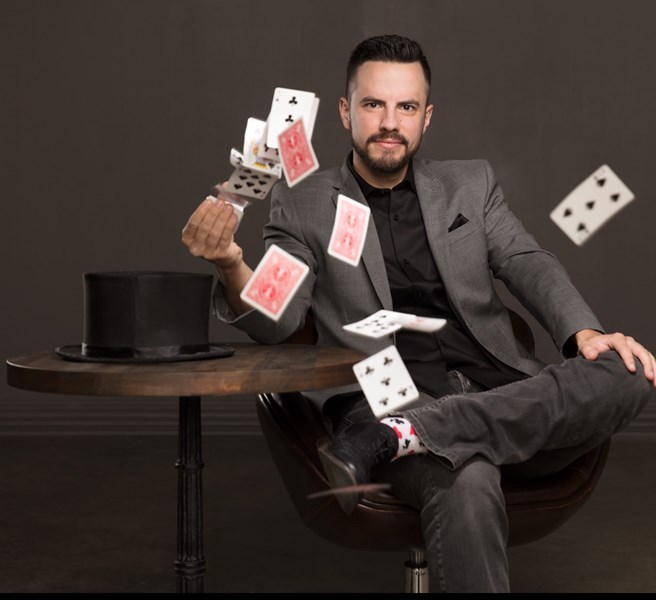 Sam The Magic Man - Magician - Plano, TX