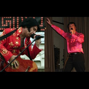 "Thornburg Elvis Impersonator | ""Elvis E"" or ""Richard as Neil"" - Tribute Artist"