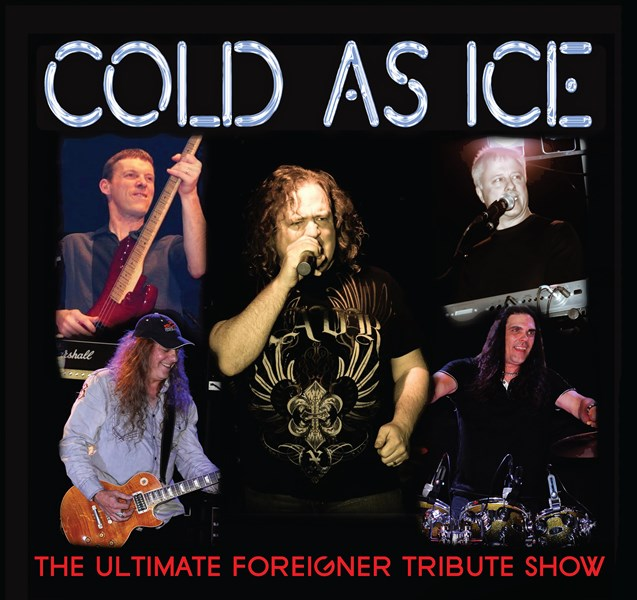 Cold As Ice - Foreigner Tribute - Classic Rock Band - Salem, NH