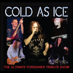 Websterville 70s Band | Cold As Ice - Foreigner Tribute