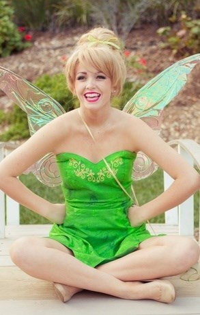Tinkerbell fairy Dfw birthday party