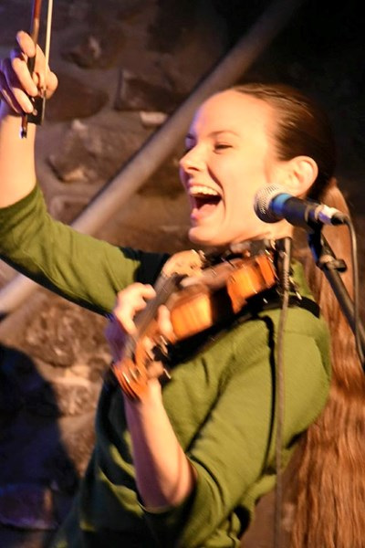 Rachel Gaither Vaughan - Violinist - Hampton, VA