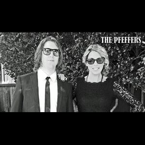 Melrose Folk Duo | The Pfeffers