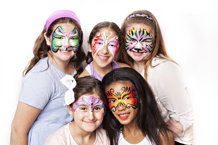 Cheeky Face Paint - Face Painter - Bronxville, NY