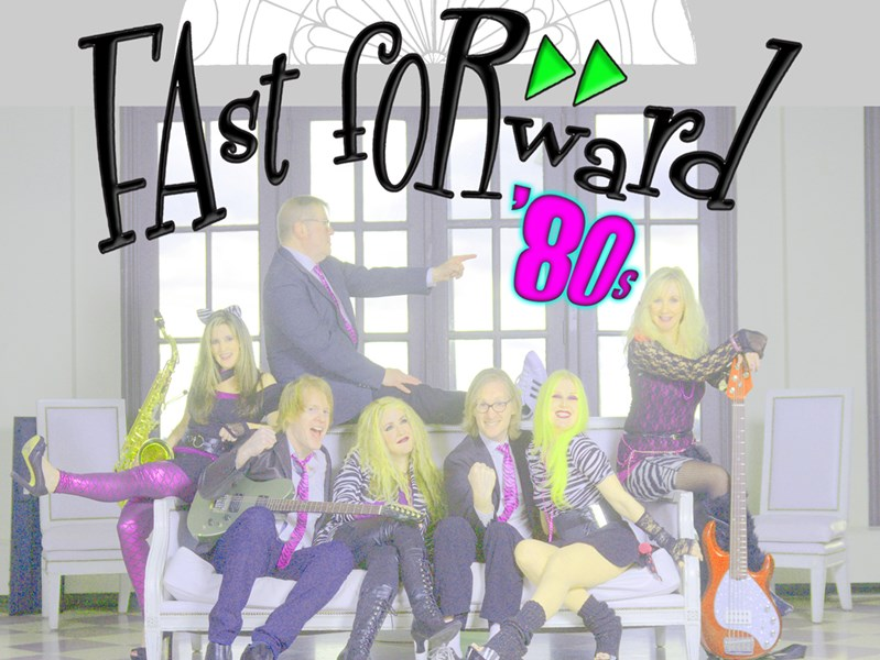 Fast Forward - 80s Band - Montclair, NJ