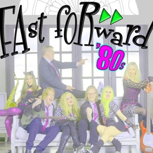 Sparkill 80s Band | Fast Forward