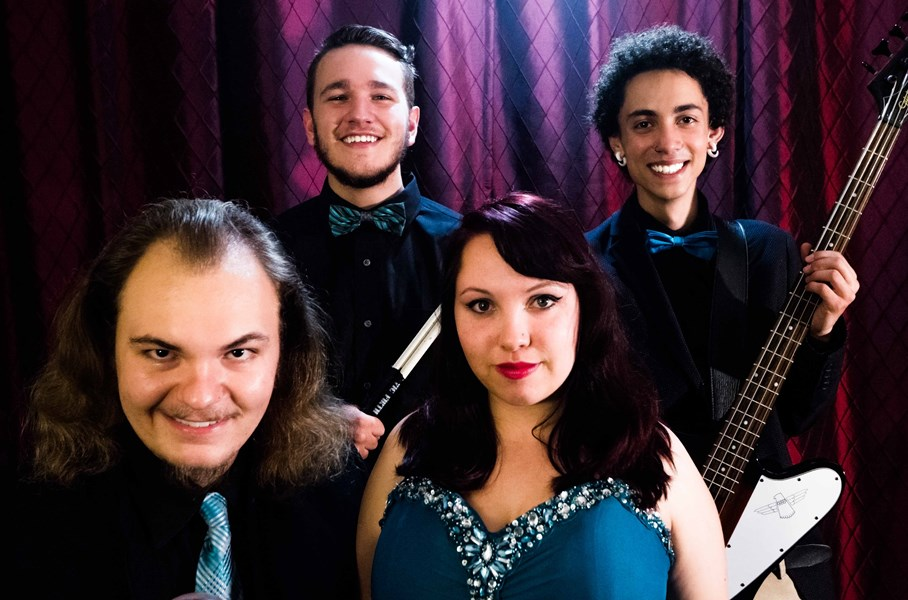 Marissa Gallegos and the Jazz Spiders - Jazz Band - Denver, CO