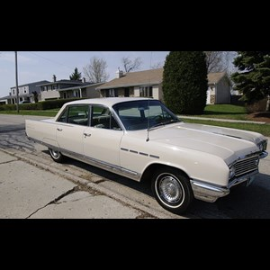 Chicago Classic Car Rental | 1964 Buick Electra
