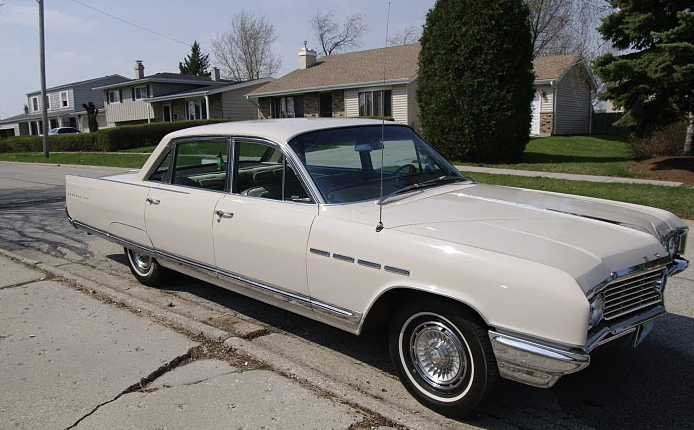 1964 Buick Electra - Vintage Car Rental - Chicago, IL