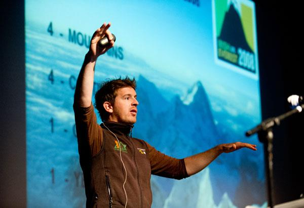 Everest & Business speaker - Inspirational Speaker - Vail, CO