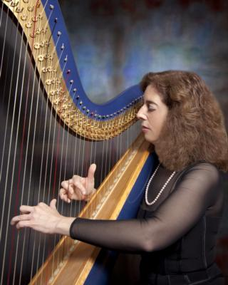 Harp Music By Lisa Handman (harpnotes) | Alpharetta, GA | Harp | Photo #7
