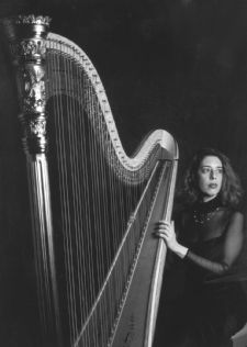 Harp Music By Lisa Handman (harpnotes) | Alpharetta, GA | Harp | Photo #3