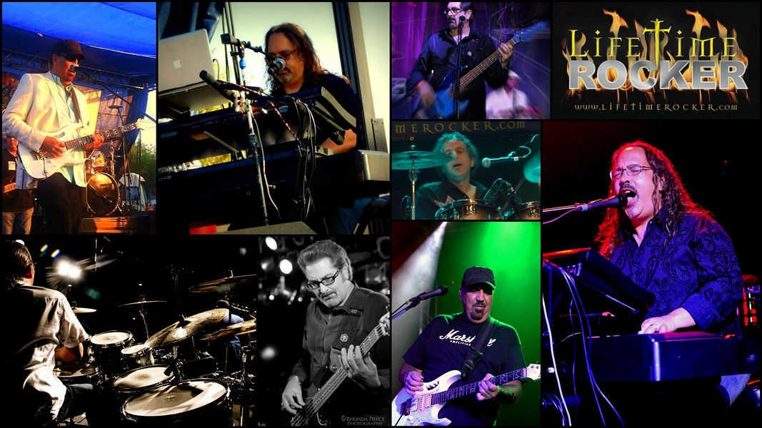 LIFETIME ROCKER - Cover Band - Temecula, CA