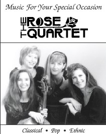 The Rose Quartet - String Quartet - Santa Cruz, CA