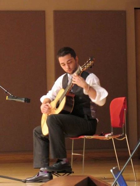 Kyle Phaneuf - Classical Guitarist - Fort Walton Beach, FL