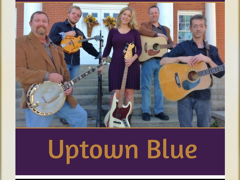 Uptown Blue - Bluegrass Band - Lexington, KY