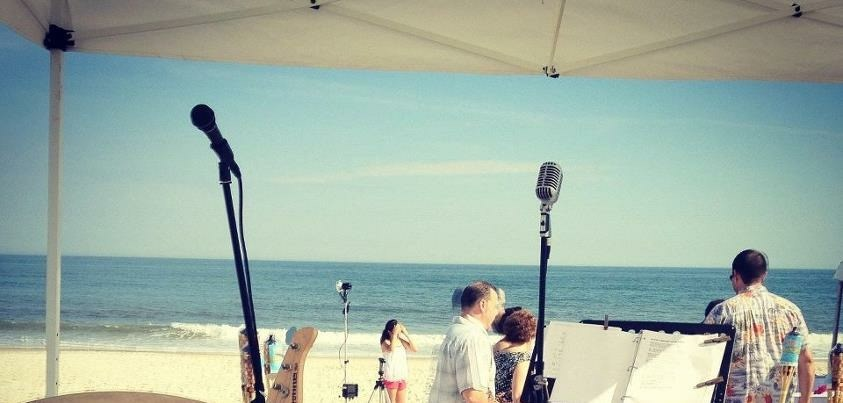 2012 Hamptons, NY Beach Wedding