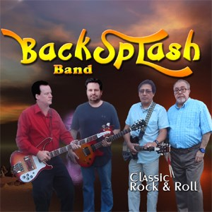Connecticut Rock Band | BackSplash Band