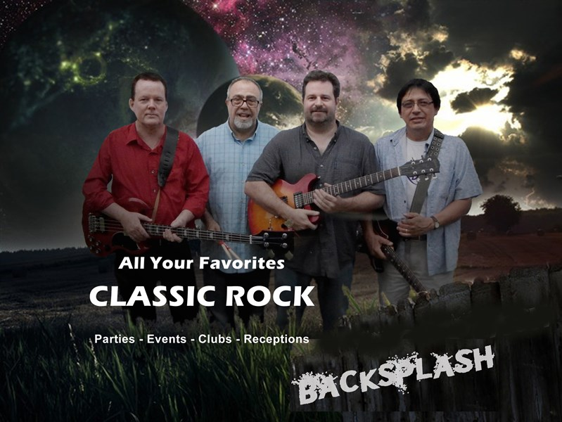 BackSplash Band - Classic Rock Band - Manchester, CT