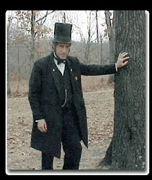 Atlanta Author | President ABE Lincoln Impressionist