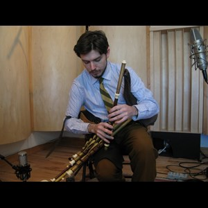 Rhode Island Accordion Player | Joey Abarta Uilleann Bagpiper