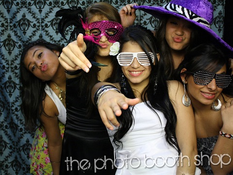 The Photo Booth Shop - Photo Booth - San Antonio, TX
