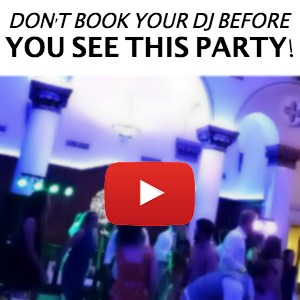 Jamestown Bar Mitzvah DJ | DJ Ty Beat