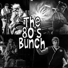 Melbourne 80s Band | The 80's Bunch