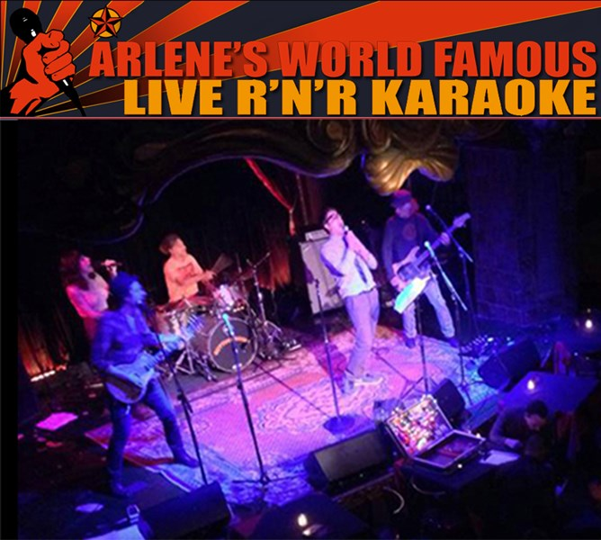 Arlene's Grocery Rock'n'Roll Karaoke Band - Karaoke Band - New York, NY