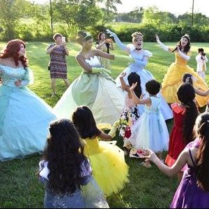 0fa6c2e7bf94 featured vendors Princess Parties by The Party Fairy LLC
