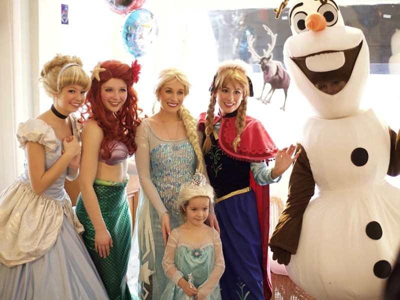 Princess Parties by The Party Fairy LLC - Princess Party - Manasquan, NJ