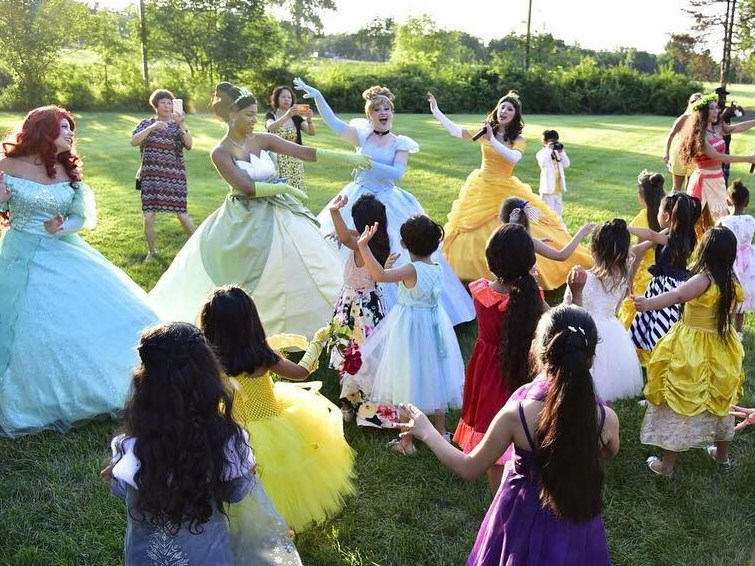 Princess Parties by The Party Fairy LLC - Princess Party - Red Bank, NJ