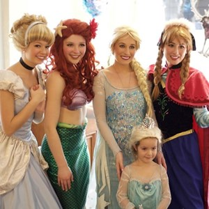 Westchester Princess Party | Princess Parties by The Party Fairy LLC